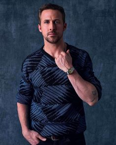 Ryan Gosling for EDGAR Magazine (2017)