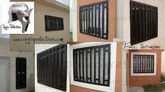 Protectores para ventanas, Fracc. Terranova