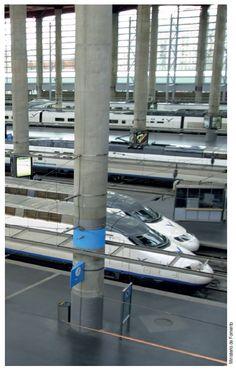 Imagen incluida en el subtema Transporte por ferrocarril