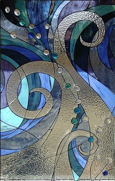 Blessings Stained Glass---Cliff Baise