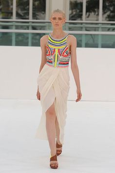 My 30th birthday Ibiza outfit...please! Sass and Bide SS12