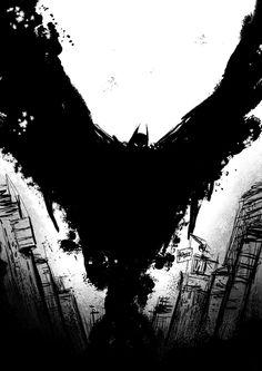 Angel of Gotham by DiegoLlorente