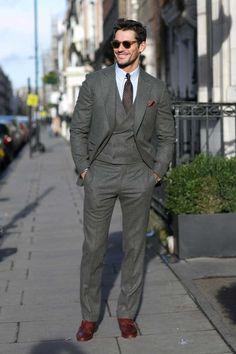 La semana de la moda masculina en Londres ya terminó, te mostramos los mejores looks de los caballeros en esta galería.
