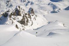 Verbier, Switzerland 23.03.2010 | Powderlove