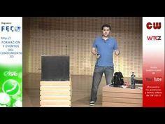 Video en español. Tomás Rufino  habló de redes sociales de geolocalización como Foursquare. La ponencia tuvo lugar en el Congreso Web de Zaragoza el 4 junio de 2011
