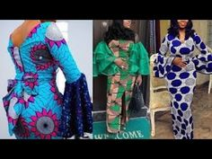 100+ AFRICAN LIFESTYLES DRESSES: HOTTEST & BEAUTIFUL #ANKARA AND ASOEBI ... Long Ankara Dresses, Ankara Gown Styles, Ankara Gowns, African Fashion Dresses, Ankara Fashion, Aso Ebi Styles, Asos, Stylish, Fashion Styles