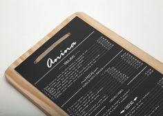 carta restaurante