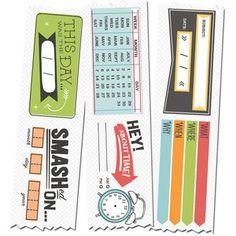 Taśma SMASH - Kalendarz