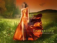 Tranquility by SlichoArt on DeviantArt