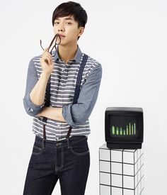 LEE SEUNG GI FOR HERITORY'S 2013 COLLABORATION COLLECTION
