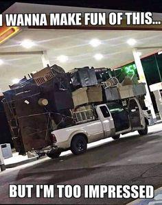 Truck Memes, Funny Car Memes, Crazy Funny Memes, Really Funny Memes, Stupid Funny Memes, Funny Laugh, Funny Relatable Memes, Hilarious, Memes Humor
