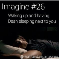 Umm hella yes ♥◡♥ #Dean Winchester #sexy #hottie #Supernatural #Jensen Ackles #imagine #26
