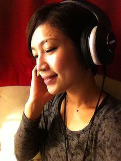 『時間を忘れて良質な音楽が楽しめるヘッドホン』 : Sax Player Miho Terachi's Days Through Her Eyes