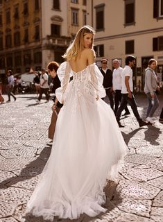 Wedding dresses 2020 Gorgeous Wedding Dress, Bridal Collection, Florence, Bridal Dresses, Tulle, Feminine, Couture, Bride, Elegant