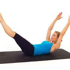 7 #Pilates Moves for a Bikini-Ready Body, from @Kristin McGee