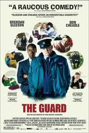 The Guard starring Brendan Gleeson and Doan Cheadle. Great one.