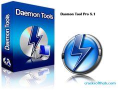 DAEMON Tools Pro 8.1 Crack [Latest]