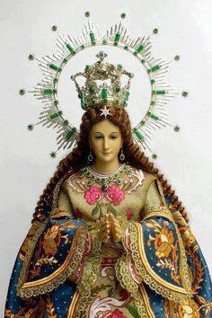 Virgen de los Remedios,Pampanga,Filipinas.