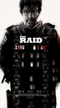 The Raid by Jock  http://www.4twenty.co.uk