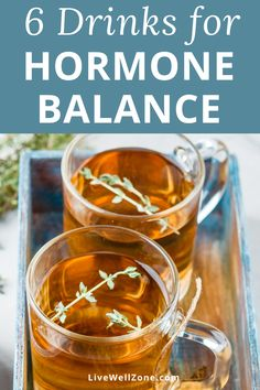 Trying to balance your hormones naturally but not sure what to drink for your hormones? This post lists 6 of the best drinks to support hormone balance detox and your hormone-balancing diet. Whether it's apple cider for hormones, hormone balance smoothies Natural Health Remedies, Herbal Remedies, Natural Cures, Natural Remedies For Menopause, Natural Foods, Natural Treatments, Diet Drinks, Healthy Drinks, Fun Drinks