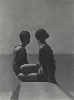 The Divers by George Hoyningen-huene on Curiator - http://crtr.co/ck3.p