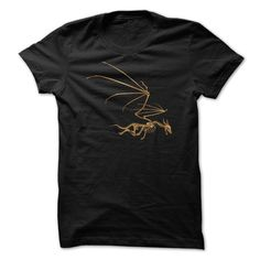 Flying Bone Dragon T Shirt #dragon #clothing at DragonClothing.net