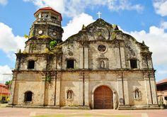 Sta Monica, Monica Church, Philippines, Catholic, Tourism, Scenery, Vacation, City, World