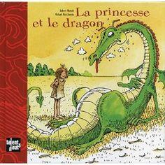 La princesse et le dragon, la révolte des cocottes : des livres drôles pour les filles et les garçons