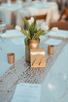 Rustic Chic Adams International School Wedding / Tidewater and Tulle | A Virginia Wedding Blog