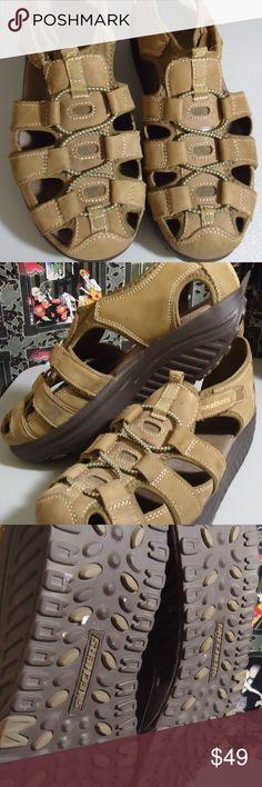 Skechers Trimstep Fishermans Sandals 7.5