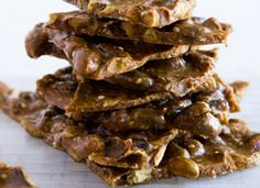 Eatsy: Spiced Pumpkin Seed Brittle on Etsy