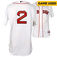 dba6664d11f Xander Bogaerts Boston Red Sox Fanatics Authentic Autographed Game-Used  Jersey from June 23
