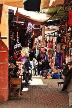 Marrakech, want to go back