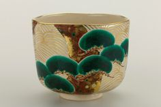 Bowl by Eiraku Zengoro XVII.