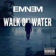 "293 Likes, 12 Comments - Eminem / slim shady (@shadymatherz) on Instagram: ""Walk on water is dropping today 10/11/17 - #eminem #marshallmathers #slimshady #walkonwater"""