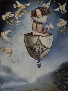 Down the Rabbit Hole - Margo M. Selski