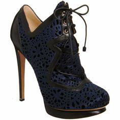 Nicholas Kirkwood Lasercut Shoe Bootie Sale