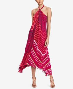 498.00$  Watch now - http://vifjv.justgood.pw/vig/item.php?t=bi7ala42750 - Shibori-Dyed Halter Dress