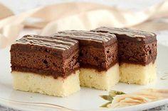 Dan i noć kolač u dvije boje Cupcake Recipes, Cookie Recipes, Cupcake Cakes, Dessert Recipes, Cupcakes, Bosnian Recipes, Croatian Recipes, Cream Cheese Flan, Condensed Milk Cake