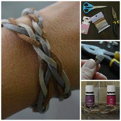 DIY Diffuser Bracelet.  SIMPLE.