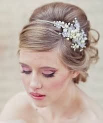 headpiece for second time bride - Google Search
