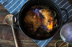 Classic French Dishes, Allrecipes, The Cure, Eat, Food, Coq Au Vin, Essen, Meals, Yemek
