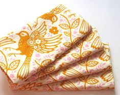 Hey, I found this really awesome Etsy listing at https://www.etsy.com/listing/210166929/large-cloth-napkins-set-of-4-orange