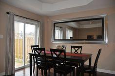 Beautiful dining room - http://www.walshandvolk.com/category/featured/
