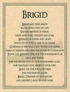 Parchment Celtic Triple Goddess BRIGID Book of Shadows Page Wicca Witchcraft Celtic Goddess, Celtic Mythology, Celtic Paganism, Brighid Goddess, Celtic Prayer, Celtic Druids, Goddess Symbols, Celtic Symbols, Moon Goddess