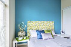 ¿Pensando en cambiar el color de tu habitación? Este es perfecto.