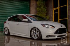 Ford focus mk3 airride