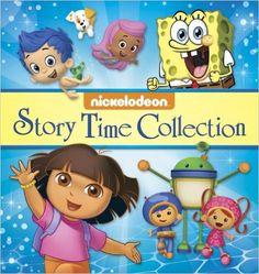 Nickelodeon Christmas Tales (Nickelodeon) (Pictureback Favorites ...