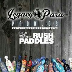 Rush Paddles