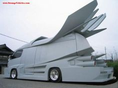 You won't find this many of the hottest custom cars & trucks anywhere else Camping Hacks, Japanese Gangster, Cool Rvs, Automobile, Astro Van, Vintage Rv, Weird Cars, Busse, Custom Vans